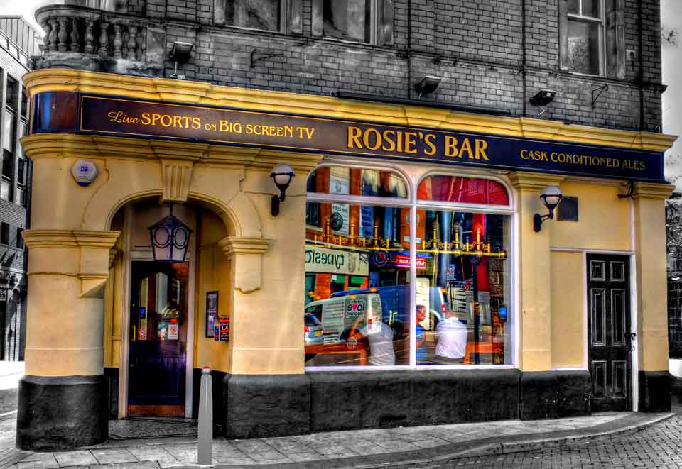 Rosie's Bar, Newcastle upon Tyne
